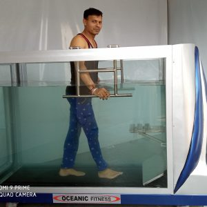 Underwater Treadmill  for  Humans