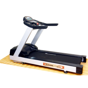 ITEM NO 03 – OCEANIC FITNESS TREADMILL – OC 202 WITH INCLINE