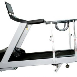 Gait Training Treadmill  with  Instrumented Deck